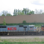 KCS 3930 Roster View